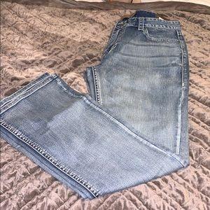 Rock & Roll Double Barrel Bootcut Jeans NWT